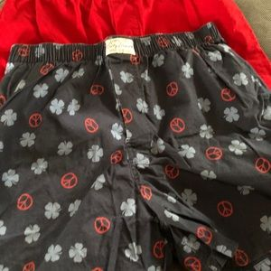 Lucky Brand mens Boxers